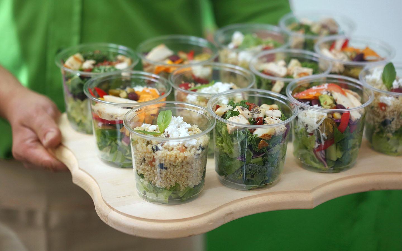 SoulFull salads