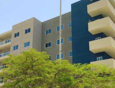 Apartment building in Al Reef