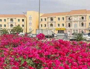 residential buildings in International City Dubai