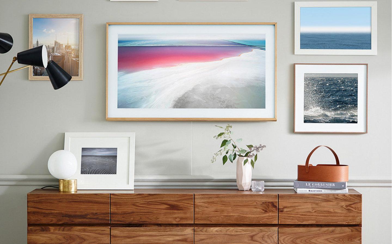 Samsung 'The Frame' TV for your Dubai Smart Home