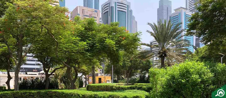 Satwa Park Dubai