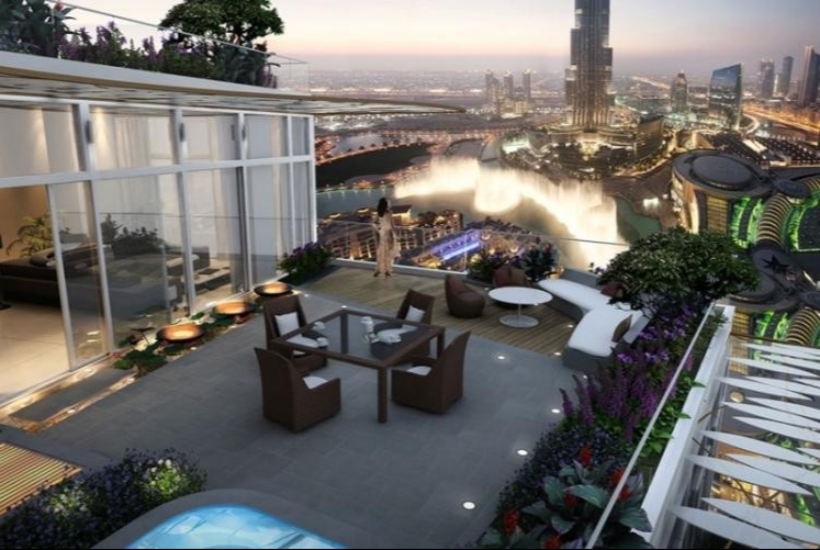 Apartments for sale in downtown Dubai