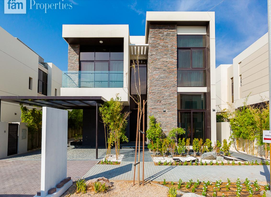 House of the Week Fendi Villa in Damac Hills
