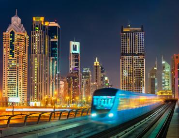 Flats to rent near the Dubai metro