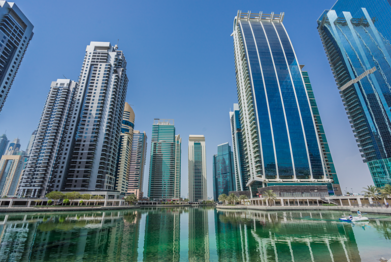 The Armada Towers in JLT remain a popular investment choice.