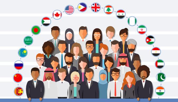 student diversity in Dubai