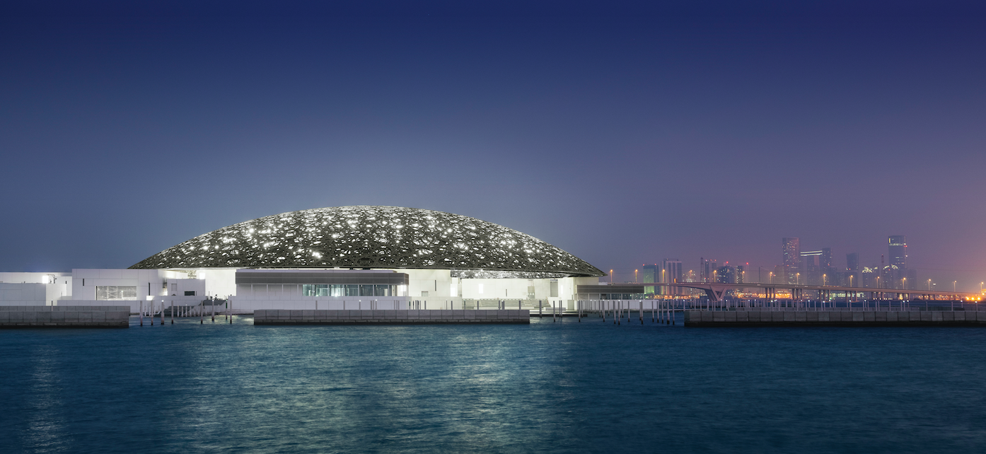 the louvre abu dhabi by mohammed somji