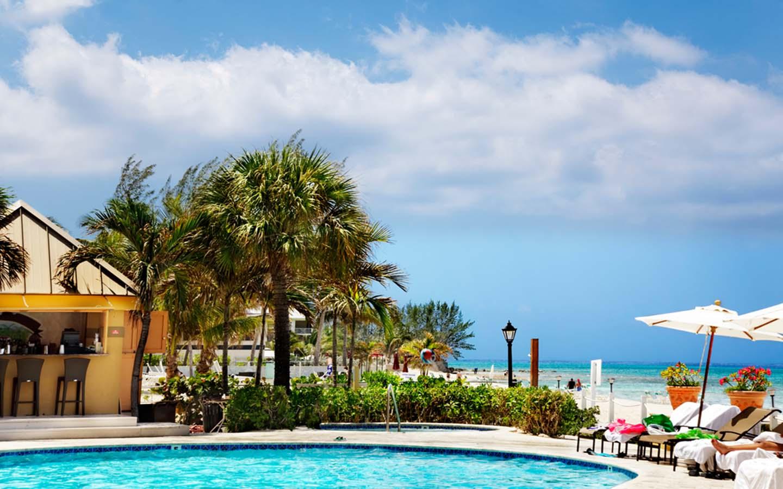 View of Beachside pool