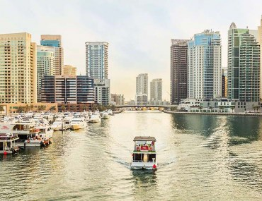 شقق على البحر في دبي
