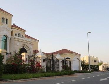 4-bedroom villas in Dubai