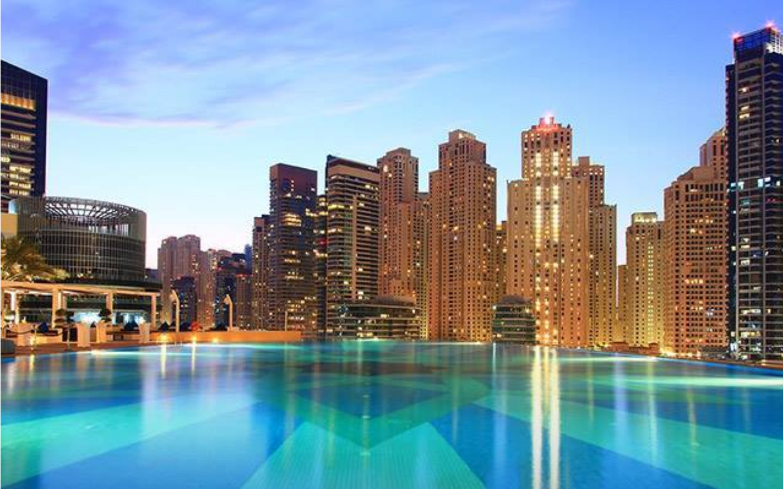Shades - Rooftop Restaurants in Dubai Marina