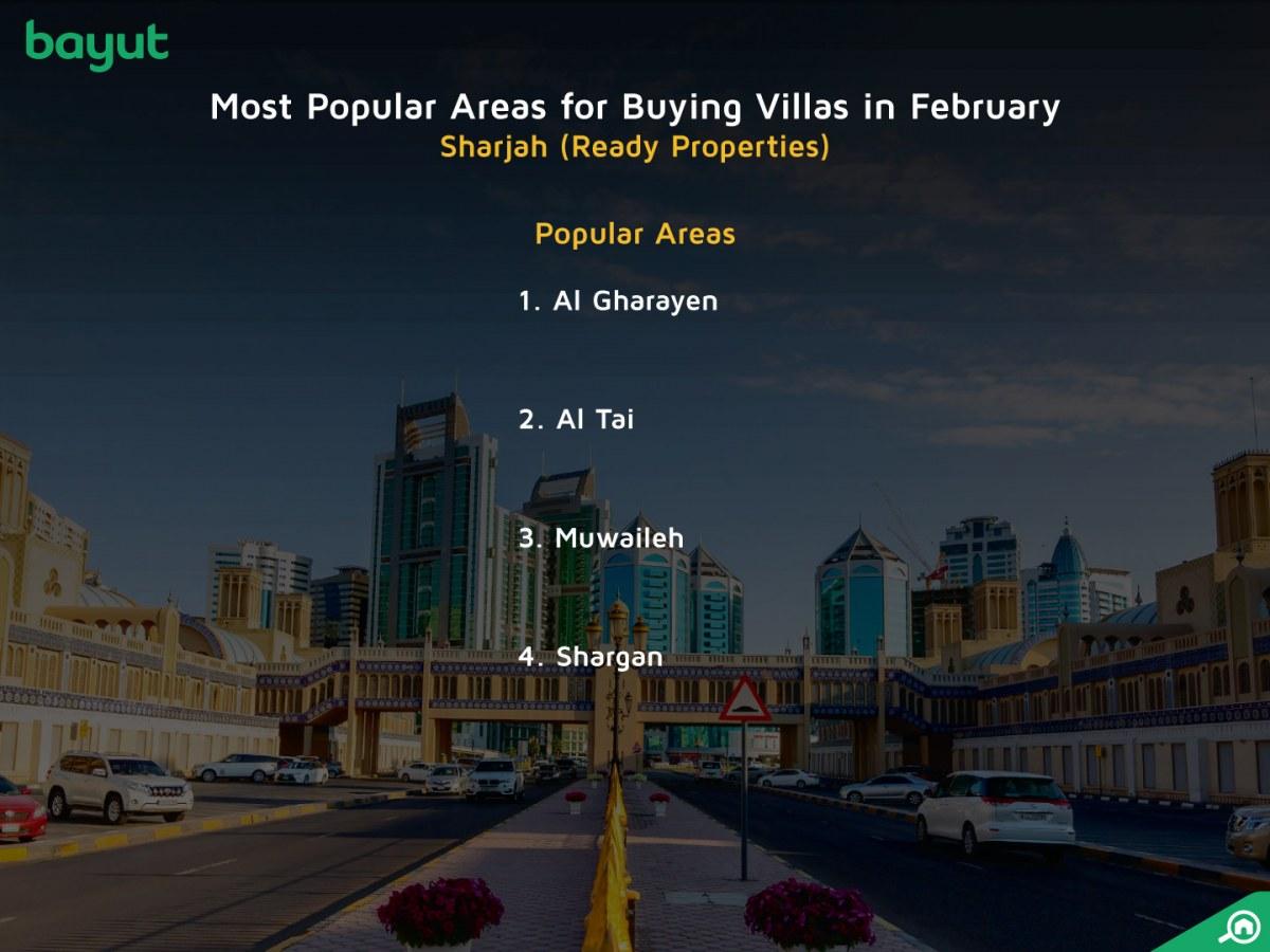Buy Villas in Sharjah