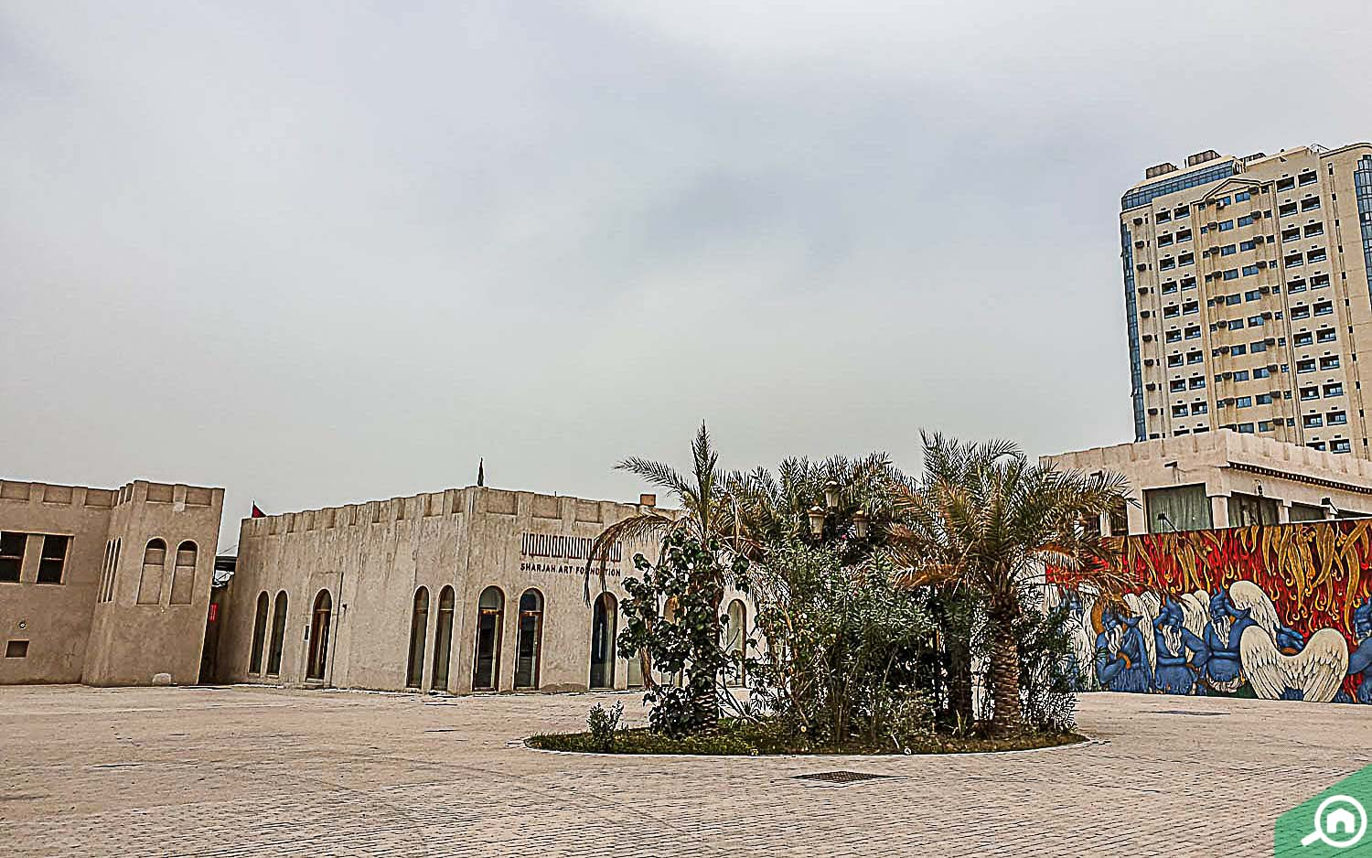 Sharjah Art Foundation one of the best things to do in Sharjah