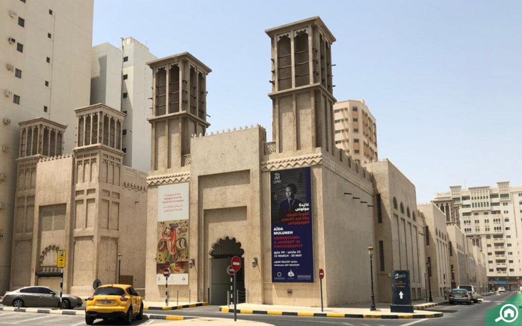 متحف في الشارقة
