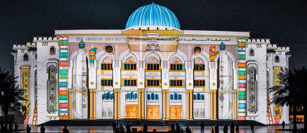 Sharjah Light Festival 2020
