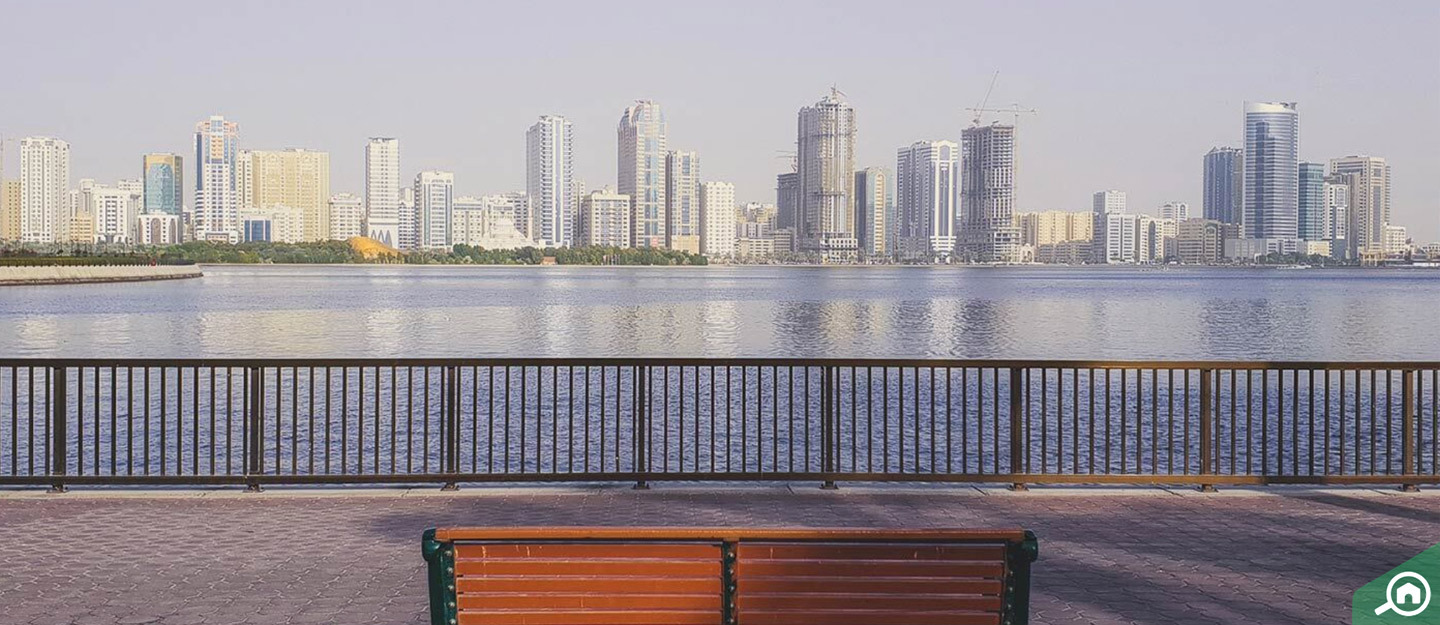 Popular areas for renting apartments in Sharjah