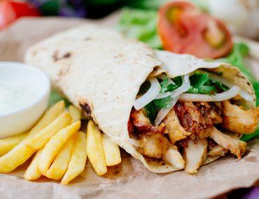 Best shawarma in Sharjah