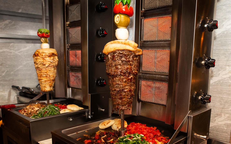 Shawarma ingredients