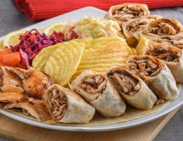 مطاعم شاورما في راس الخيمة