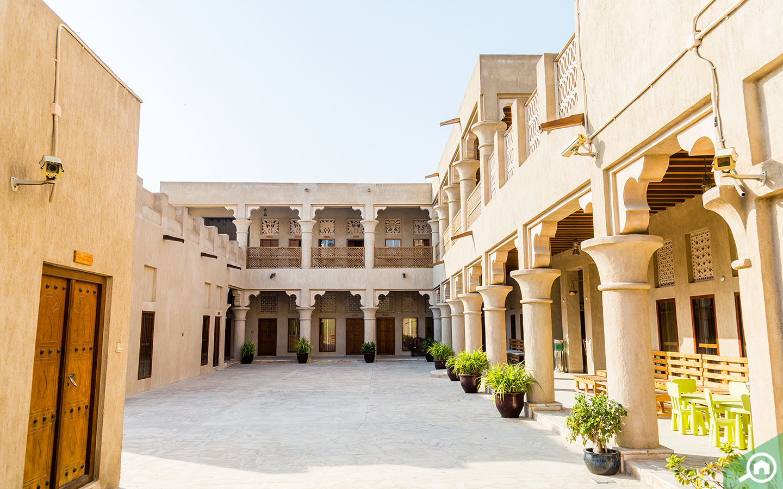 Sheikh Saeed House Dubai Creek