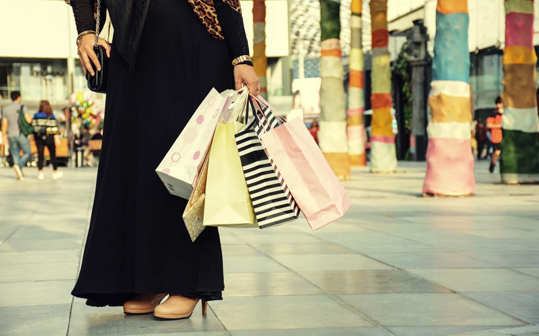 Shopping in UAE
