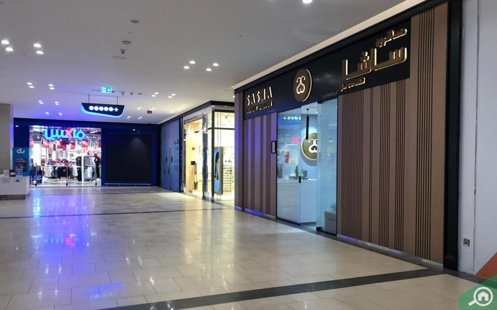 Sasha Salon at Oasis Mall