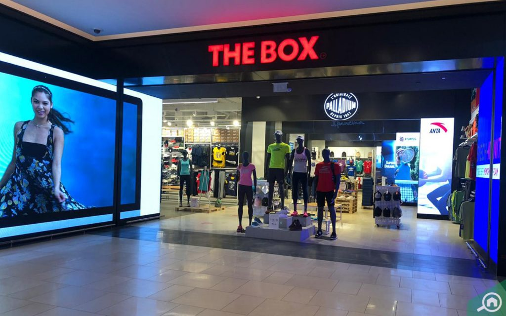 The Box Mall Sharjah