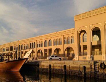 مبنى سوق الجبيل