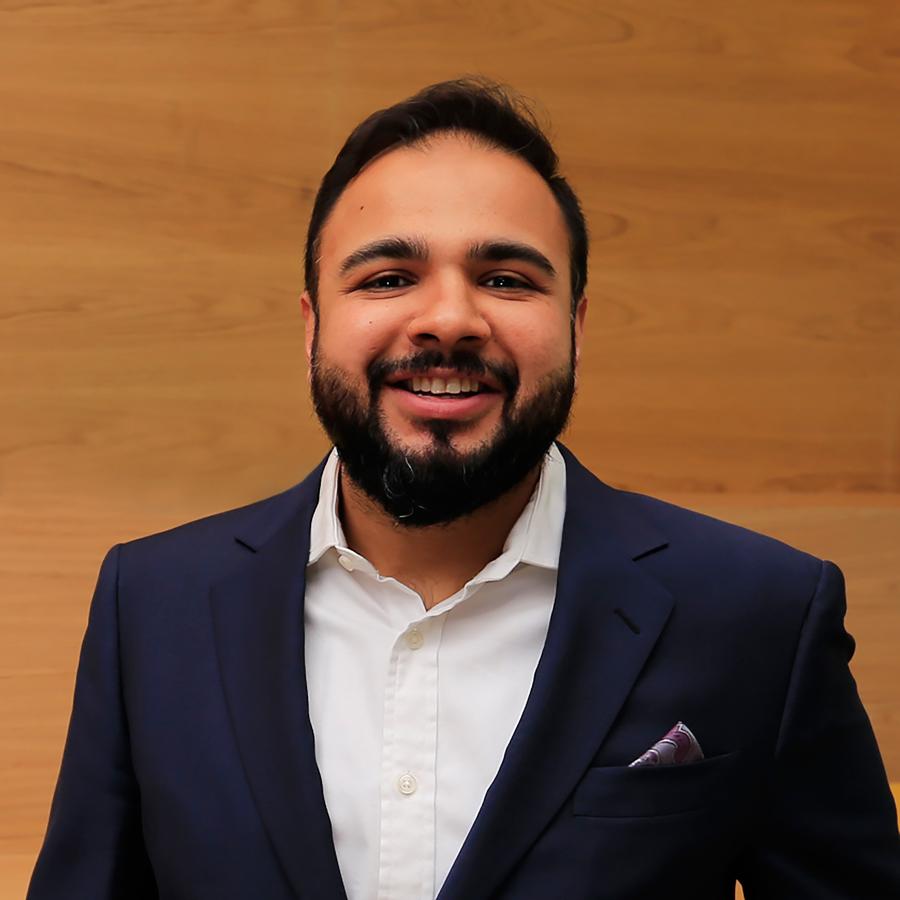 Siddiq Farid CEO of Smart Crowd