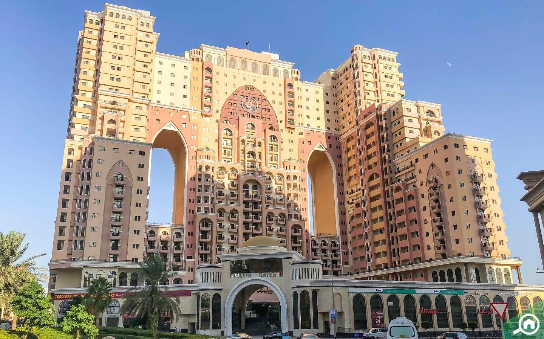 Silicon Gates' apartments for sale in Dubai Silicon Oasis
