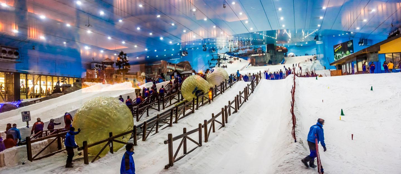 سكي دبي أو مدينة الثلج في مول الإمارات أنشطتها أسعار تذاكرها ماي بيوت