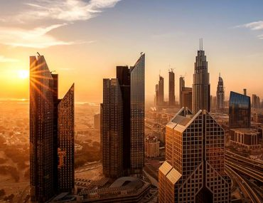 اطول ابراج دبي