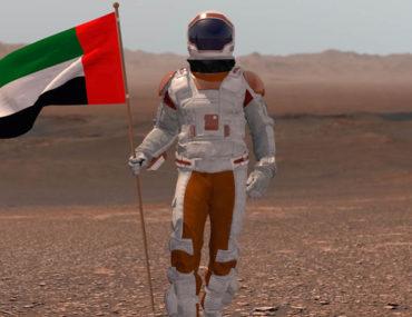 انجازات دولة الامارات في مجال الفضاء