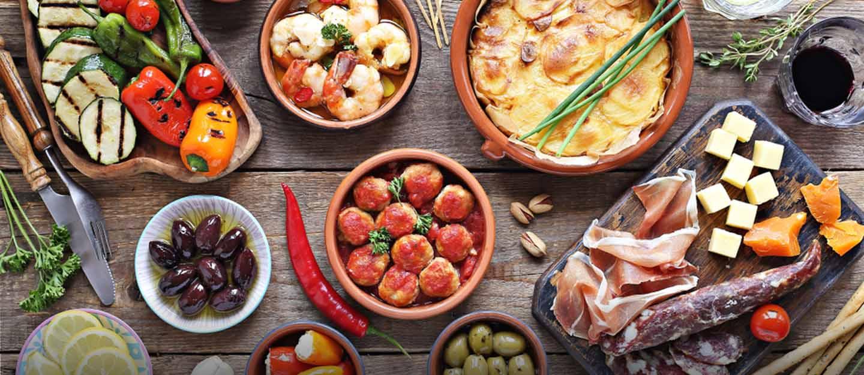 Spanish Restaurants in Abu Dhabi
