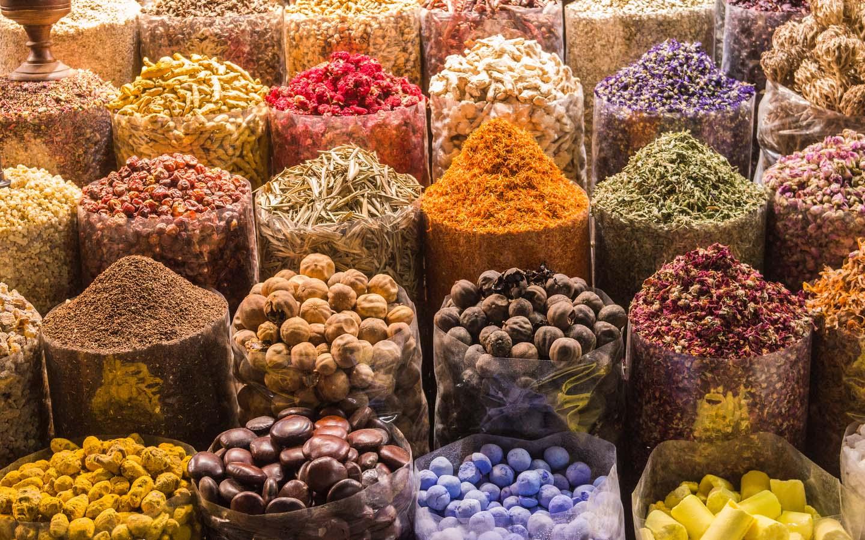 Buy delicious dry fruits at Souk Al Bahar