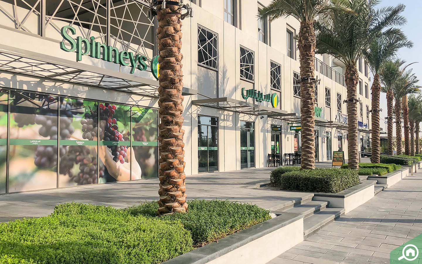 Spinneys and shopping area town square_Townhouses for rent in Town Square