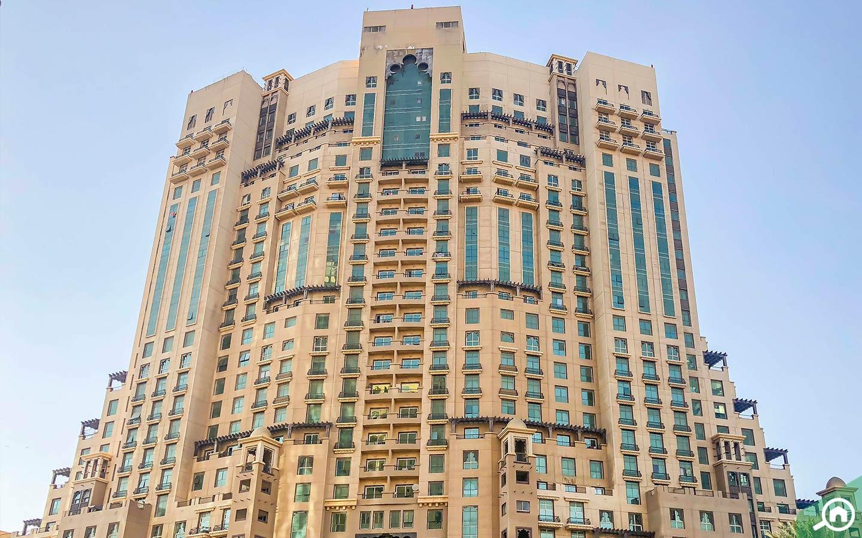 Spring Oasis buildings in Dubai Silicon Oasis