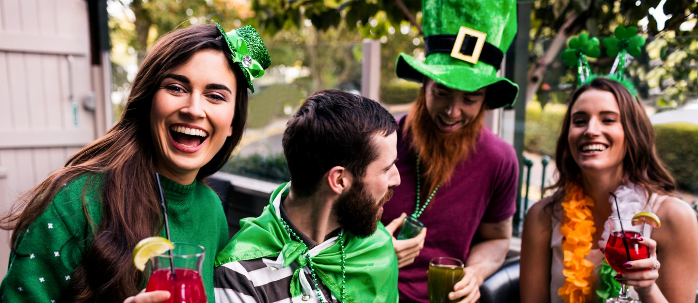 St Patrick's Day in Dubai 2019
