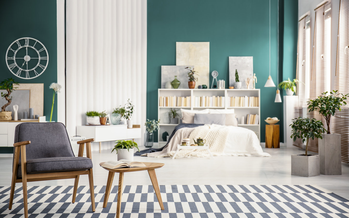 How to divide your studio apartment on a budget mybayut - How to design a studio apartment ...