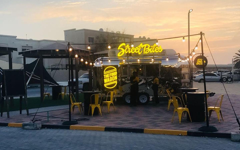 Street Bites food truck