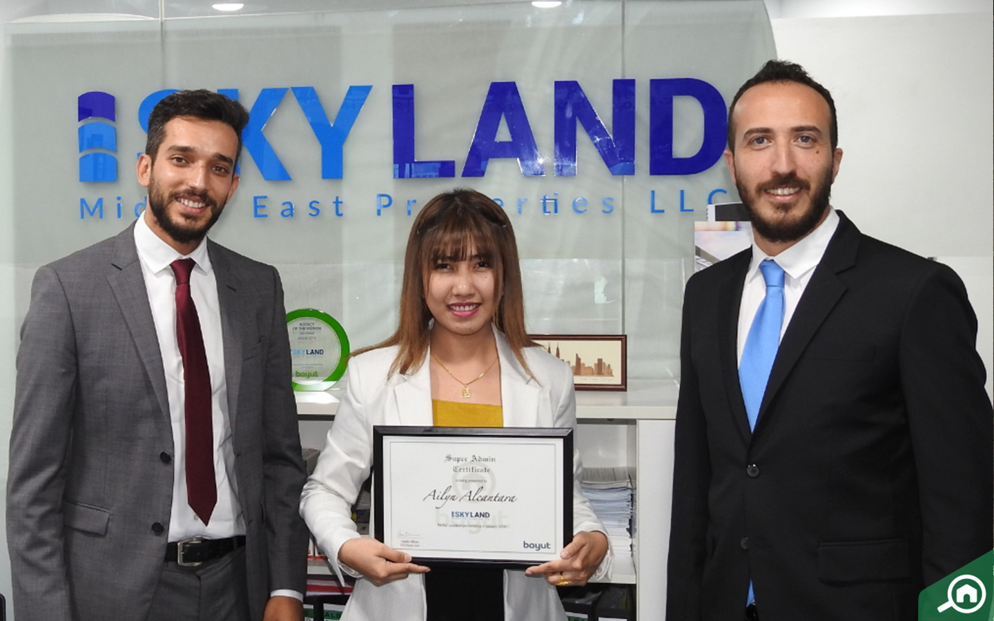 Ailyn Alcantara from Sky Land Properties