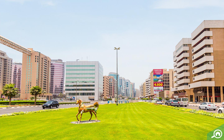 Deira town Dubai