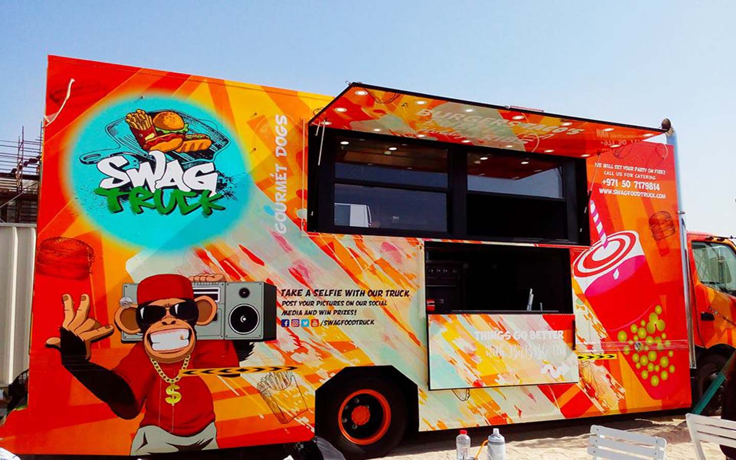 Swag Food Truck