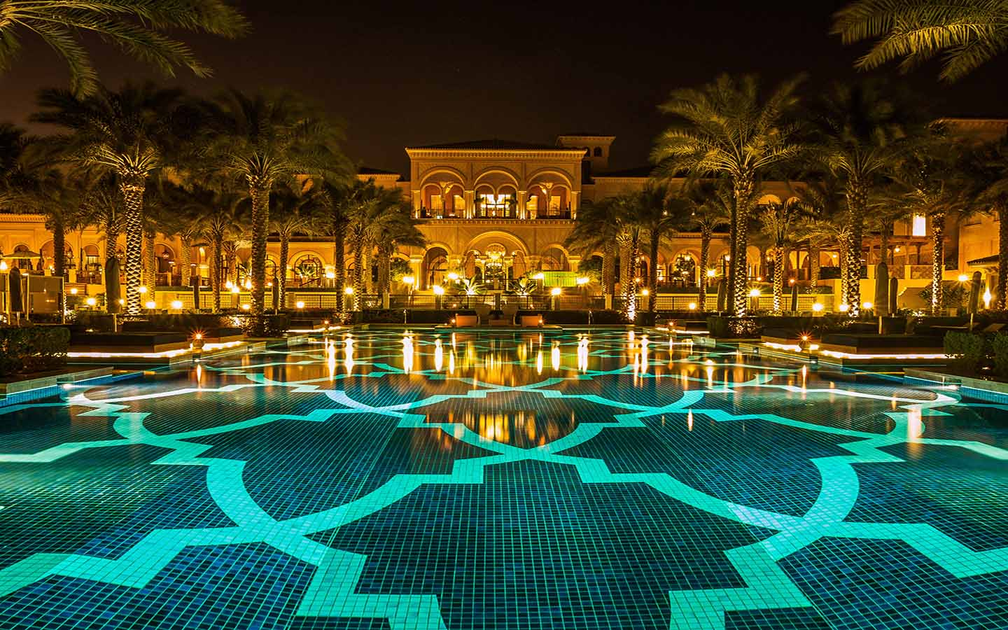 One of the luxurious hotels in Palm Jumeirah is One & Only