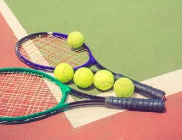 ملاعب التنس في دبي