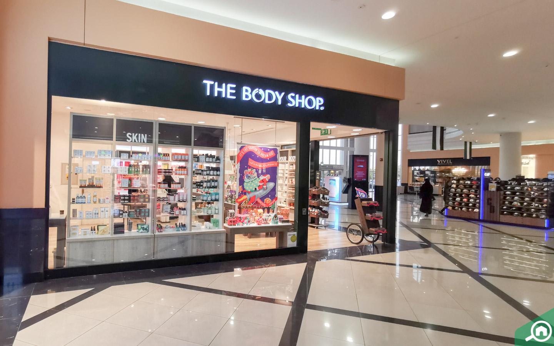 The Body Shop store Arabian Center