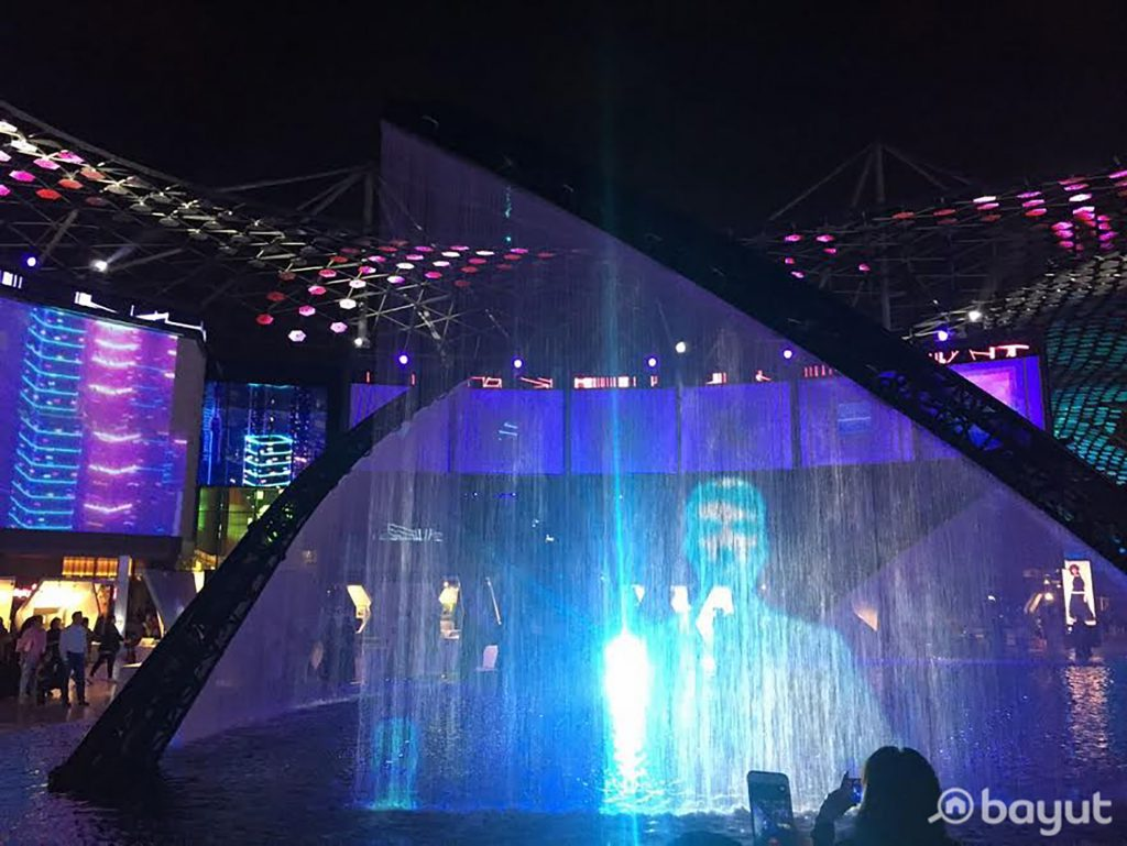 A Show at the Central Plaza of City Walk Recommended by Bayut.com