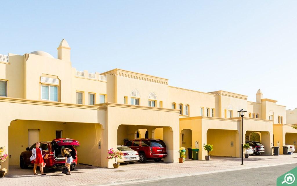 Villas in The Springs in Dubai