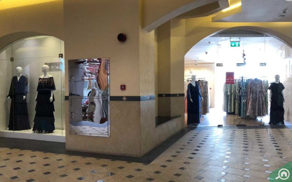 Ladies boutique at Village Mall