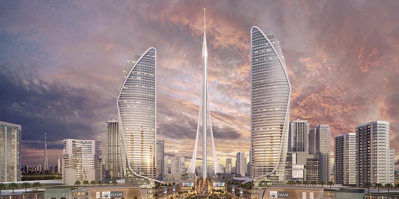برج خور دبي وكل ما يدور حول أطول برج في العالم من حيث التكلفة